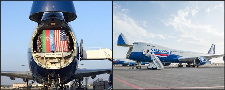 Azerbaycan diplomatik uçuşlarla teröristlere silah taşıyor