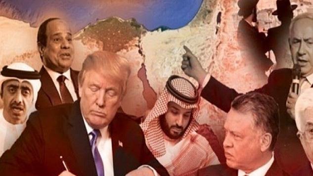Arap NATO'su can çekişiyor!