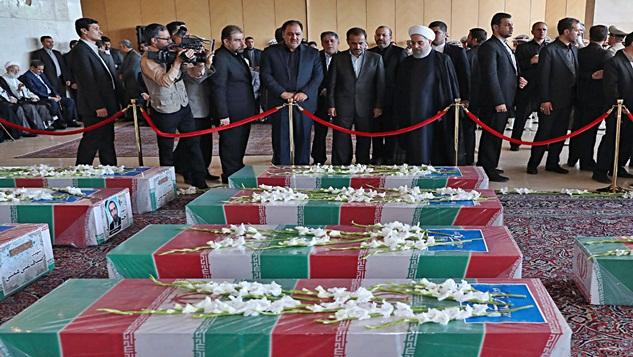 İran'daki terör saldırısı Körfez'deki savaş gerilimlerini şiddetlendiriyor