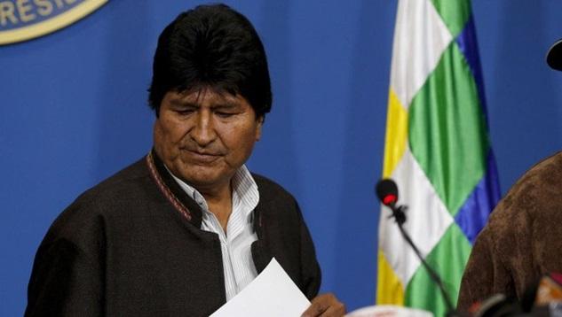 Bolivya'daki darbeden alınacak beş ders width=