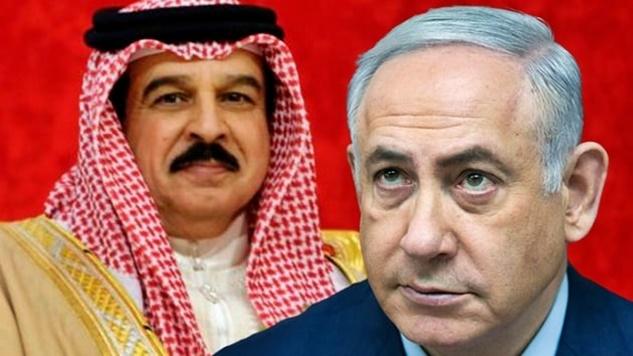 Bahreyn Kralı ihanette sınır tanımıyor: İsrail'i meşrulaştırmak için ortak mücadele width=