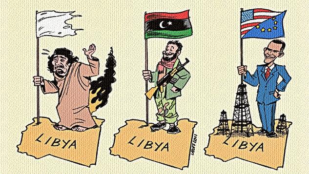 Libya örnekliğinde: Devrim mi, cihat mı, yoksa Batı'nın yeniden sömürgeleştirme operasyonu mu? width=