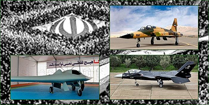 """İran'ın """"Kevser"""" savaş uçağı hakkında bilinmeyenler"""