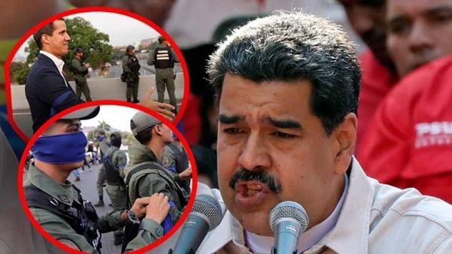 Venezuela'daki darbe girişimi iç çatışma yaratıp, istikrarsızlığı dirinleştirmeyi hedefliyor
