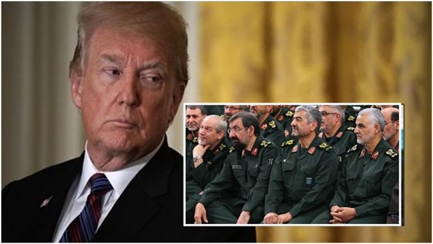 Devrim Muhafızları'nın terör listesine alınmasının hedefi İran'ı dizginlemek