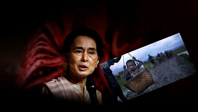 Myanmar ve Batı'nın insan hakları emperyalizmi sahtekarlığı