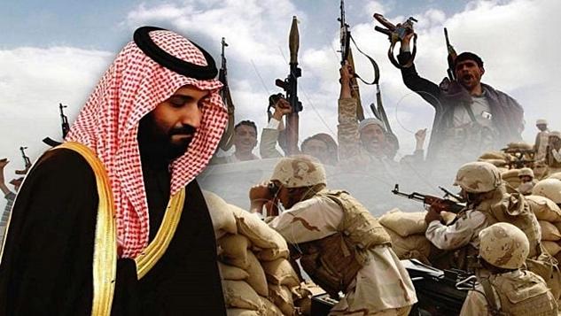 Suudi Arabistan Yemen'den dönüş yolunda