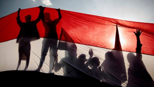 Direniş ilerlerken Suudi koalisyonu Mağrib'den kaçtı