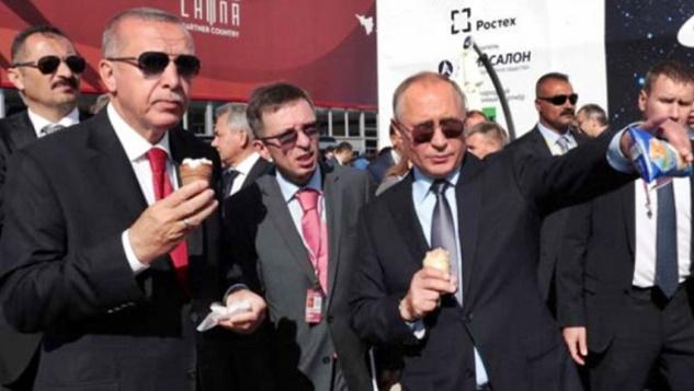 Putin'in 'dondurma diplomasisi' İdlib'de çözümü kolaylaştırır mı?