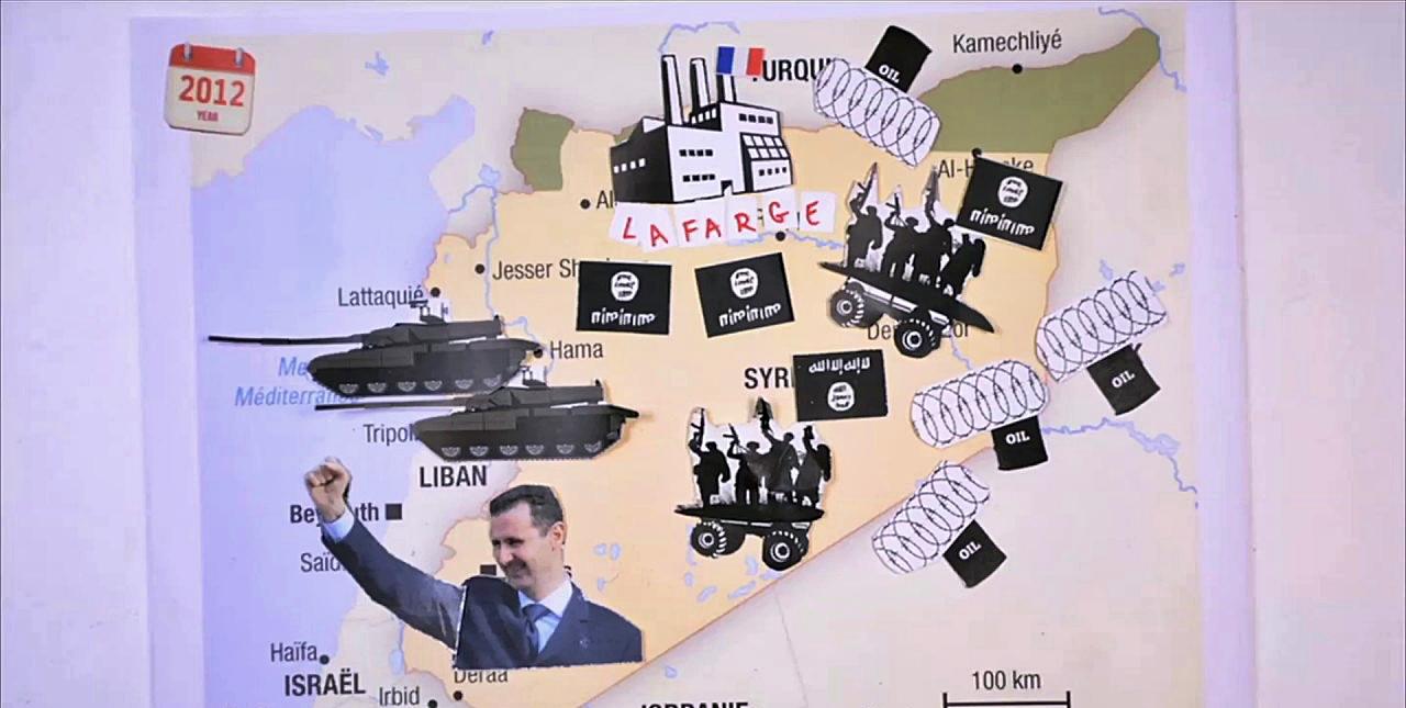 Lafarge soruşturması, ABD ile Fransa'nın Suriye'de IŞİD'le işbirliğini açığa vuruyor