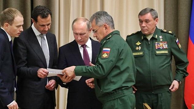 Rusya Suriye'de strateji değişikliğine gidiyor width=