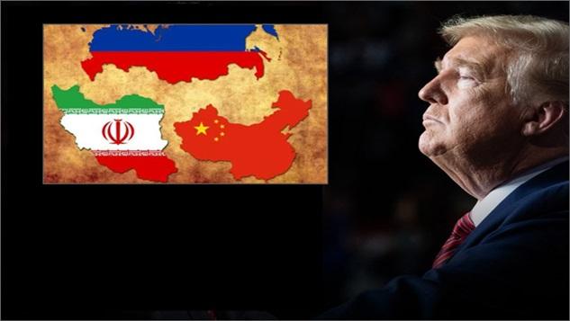 ABD'nin Çin'e karşı savaş yönelimi ve İran-Çin-Rusya ortaklığı
