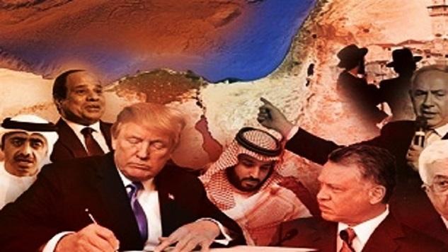 Siyonist - Arap gericiliği ve günahları