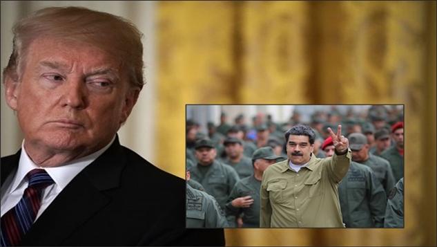 Venezuela, ABD derin devletinin darbesi