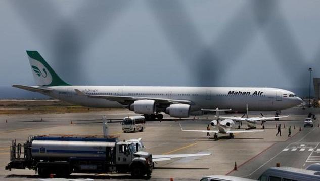 Suriye semalarına İran'a ait sivil uçağın taciz edilmesi Amerikan terörüdür width=