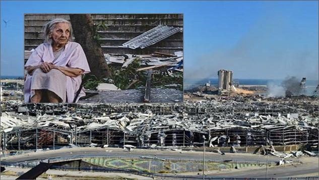 """Beyrut: """"O Ateş ve Duman Tadında Şimdi"""""""