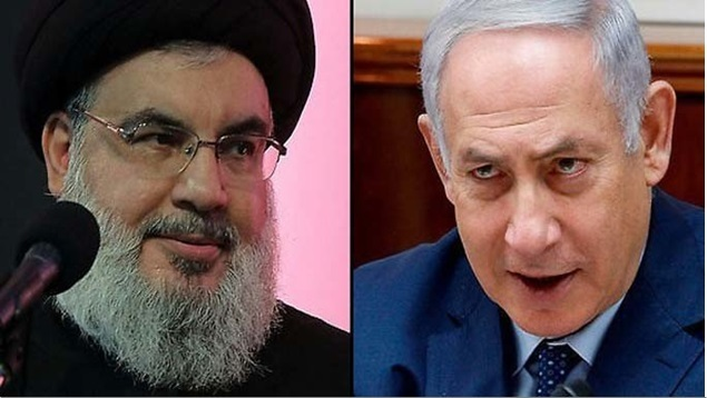 İşgal rejiminin Seyyid Nasrallah'a karşı tehditlerinin arka yüzü