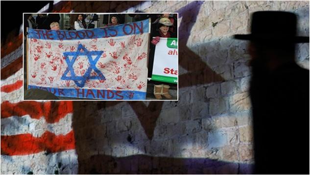 İsrail ve Siyonist lobilerden rahatsız Amerikalılar da artık yeter diyor!