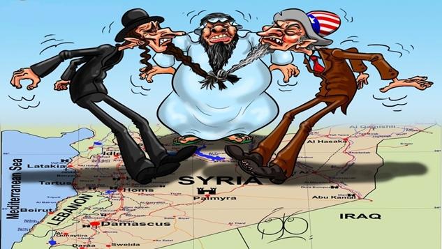 Siyonist hegemonya, Trump yönetimi, bölgesel iktidarlar ve Kudüs
