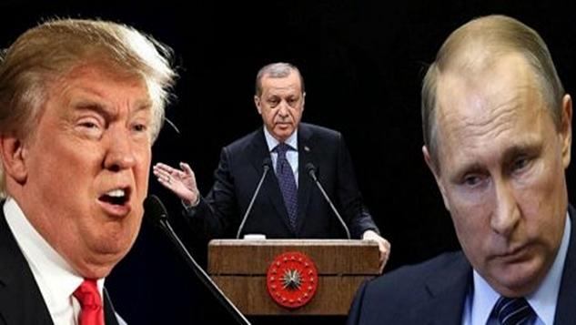 Erdoğan ile görüştükten sonra Trump'ın Suriye'de 200 asker bırakma kararı