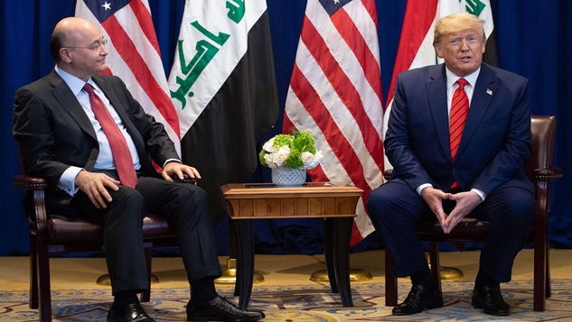 Trump Irak'ı bölme projesine liderlik ediyor