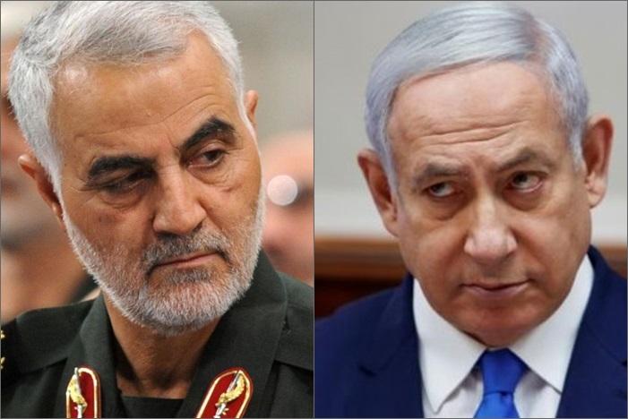 Netanyahu Kasım Süleymani'den kişisel intikam almaya mı çalışıyor? width=