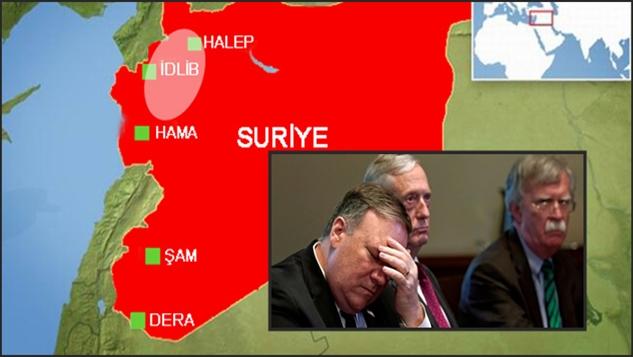 İdlib'in kurtuluşu Amerikalılar için neden ölüm kalım savaşı?
