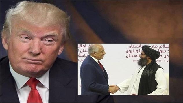 ABD'nin Taliban ile anlaşmasının hedefleri