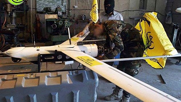 Hizbullah'ın hava caydırıcılığı