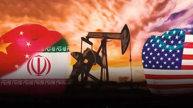 İran, Çin ve Amerika Birleşik Devletleri