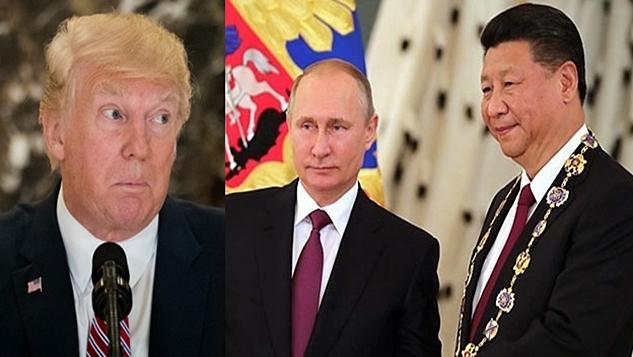 ABD, Rusya ve Çin ile çatışma hazırlığında