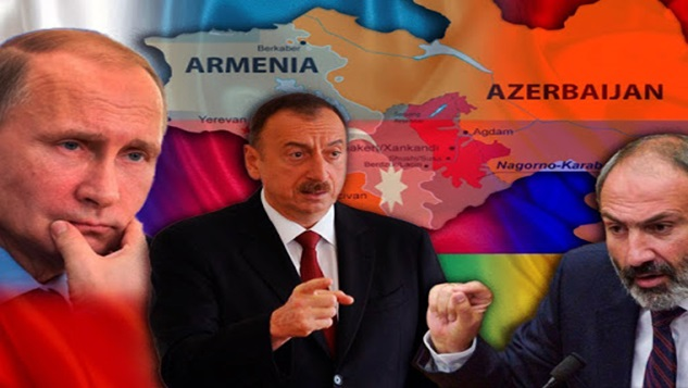 Azerbaycan-Ermenistan çatışması karşısında Türkiye, İran ve Rusya'nın etki durumu