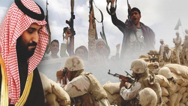 Fakir Yemen zengin Suudi Arabistan'ı yendi width=