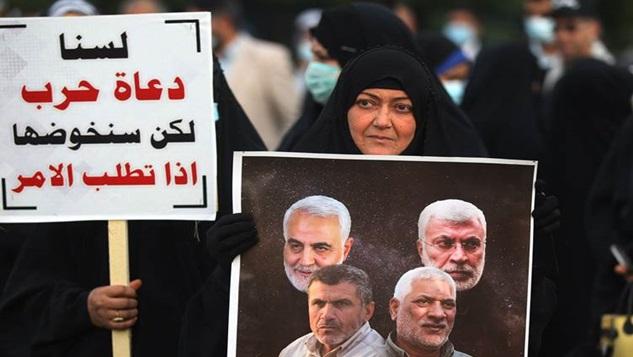 Iraklılar ABD askerlerinin kalmasına karşı