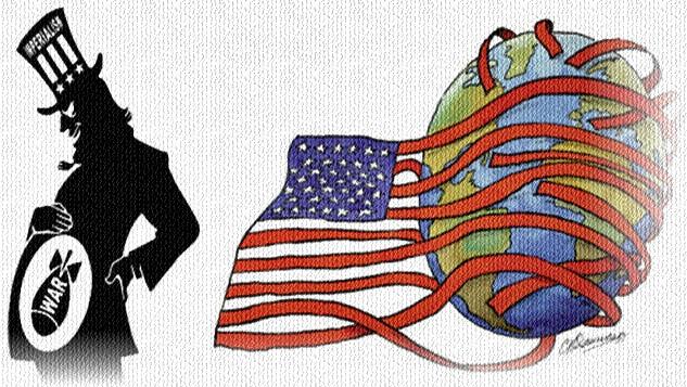 Amerika'nın azgın saldırganlığı onun doğası gereğidir