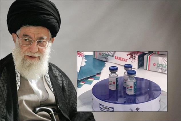 Yabancı aşıyı reddeden İran İslam İnkılabı Rehberi aşı olmak için yerli aşıyı bekledi