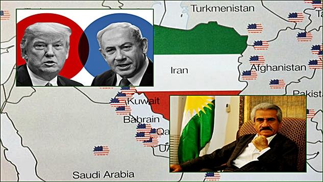 Amerika İran'a baskıyı artırırken, İranlı isyancı Kürt örgütler de ABD'den destek arayışında width=