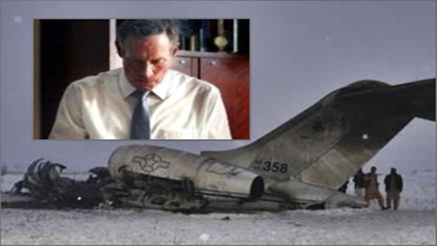 Süleymani'nin katili, Afganistan'da ABD uçağının düşürülmesi sonucu öldürüldü iddiası