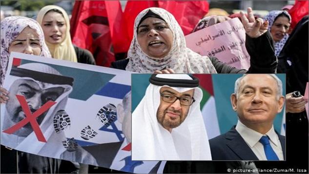 BAE-İsrail anlaşması, ABD önderliğindeki İran karşıtı ittifakı sağlamlaştırmak içindir