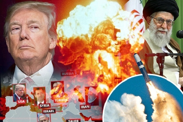 ABD'nin stratejik hedefleri İran'a karşı bir savaş olmadan gerçekleştirilemez