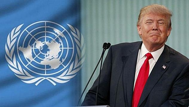 Dünya Trump'a neden güldü?