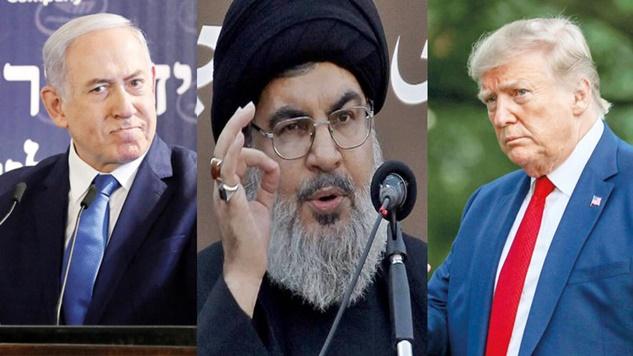Seyyid Hasan Nasrallah Trump ve Netanyahu'ya hangi mesajları gönderdi? width=