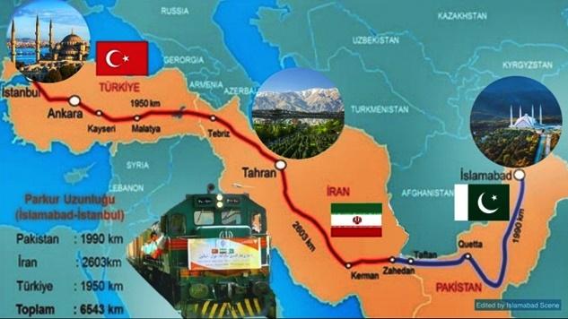 Pakistan, İran ve Türkiye arasındaki ticareti teşvik etmek için yeni bir moda kavram: Bağlantı