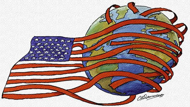 Ne kadar ÖZGÜRLÜK, Amerika'nın çıkarlarına hizmet ettiği kadar!