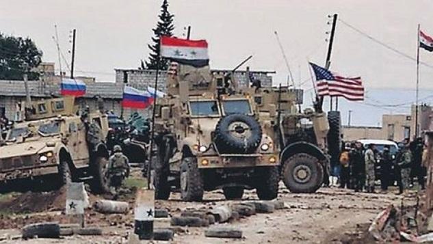 ABD Suriye'deki askeri müdahalesini arttırıyor