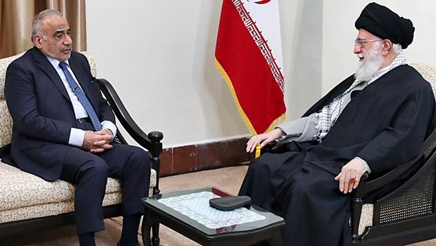 Seyyid Hamanei'nin Irak'tan ABD ile ilgili talebi, hangi mesajları taşıyor? width=