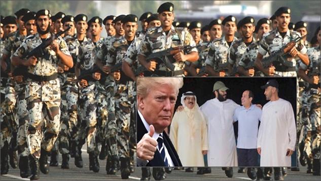 """'Yüzyılın Anlaşması'nın askeri kanadı: """"Arap NATO'su"""""""