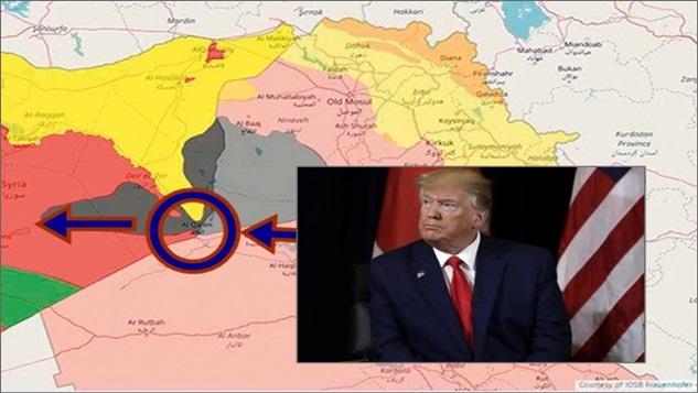 Suriye-Irak sınır kapısının açılması bölgesel bir denklemin başlangıcıdır