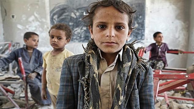 Yemen'de keder bir gün sona erecek width=
