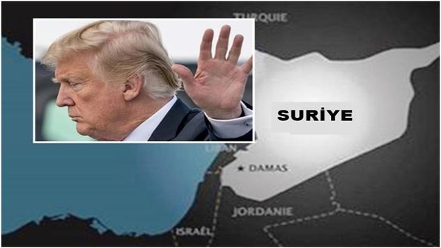 ABD neden aniden Suriye'den vazgeçiyor?